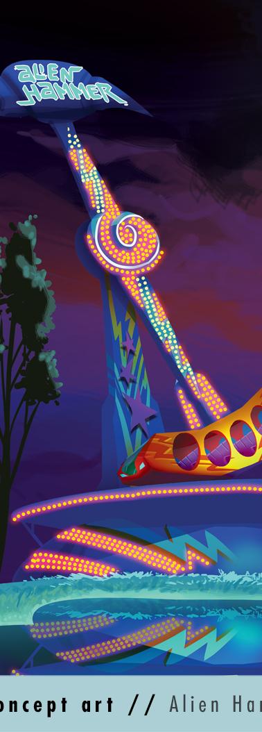Animation Background Artwork