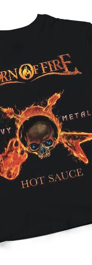 Hot Sauce T-shirt Promo