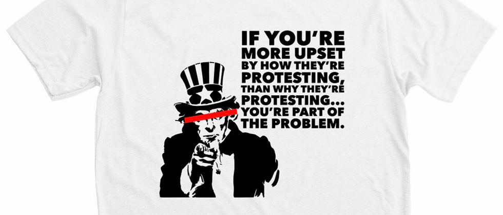 YOU'RE THE PROBLEM TEE