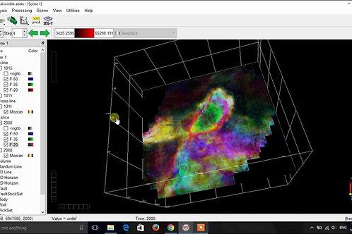 Kuala Lumpur-3D SEISMIC  ATTRIBUTES / Jose (PEPE) Regueiro, Ph.D.