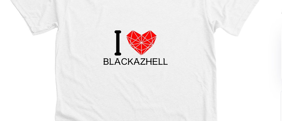 I Love Blackazhell Tee