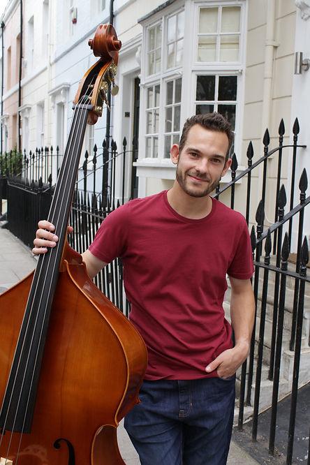 Henry Willard Double Bassist Chelsea London