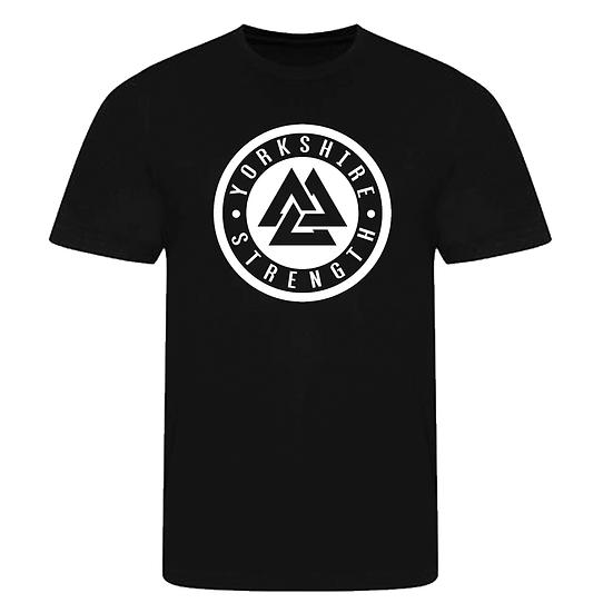 COACH:Yorkshire Strength Ladies T-Shirt - Black