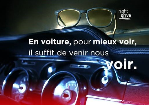 Test : En vrai, les lunettes de conduite de nuit, ça marche ?