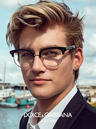 Lunettes Dolce & Gabbana homme - Atol op