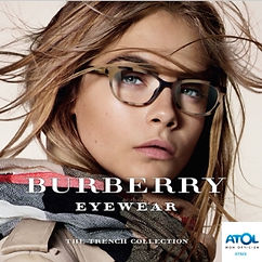 Lunettes Burberry - Atol opticien Istres