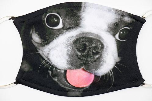 Doggy Breath face mask