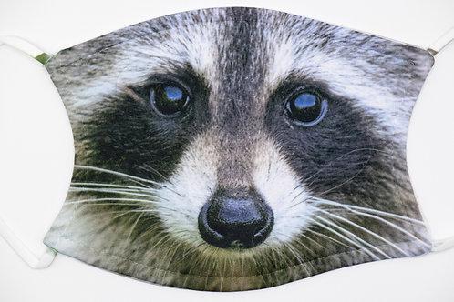 Critter Face face mask