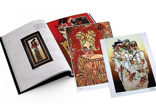 THE DEVIL'S IN THE DETAIL BOOK | LIMITED EDITION