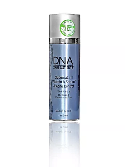 DNA Skin Institute Supernatural Vitamin A Serum & Acne Control