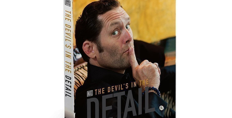 THE DEVIL'S IN THE DETAIL BOOK | OPEN EDITION