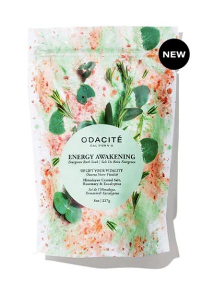 Odacite Energy Awakening Bath Soak