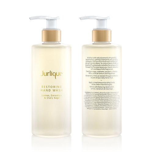 Jurlique Restoring Hand Wash Lemon, Geranium & Clary Sage