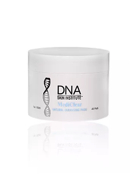 DNA Skin Institute Mediclear Natural Cleansing Pads