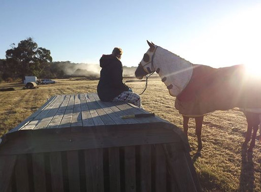 Time well spent - The Mindful Equestrian