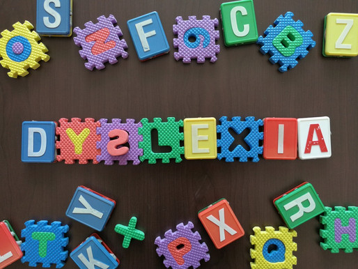 Posting with dyslexia