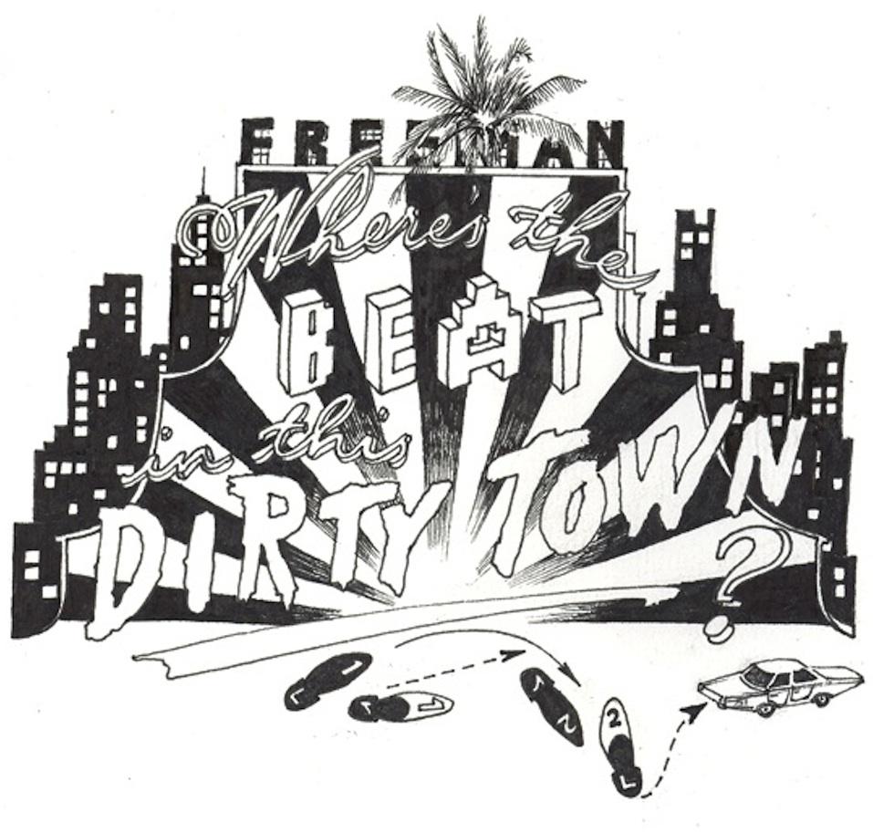 Freeman wheres the low