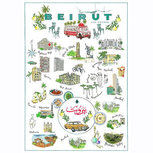 BEIRUT POP