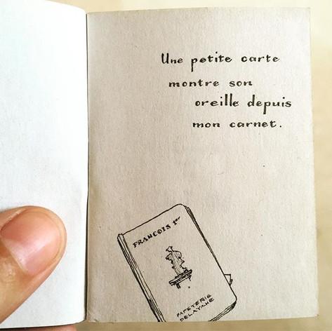 Old sketchbooks, other lives..... . . .