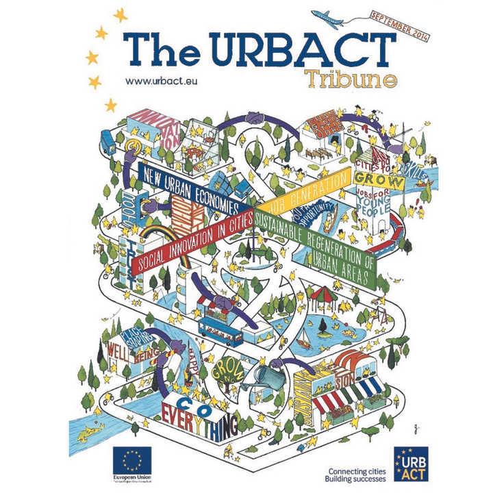 URBACT Tribune Cover