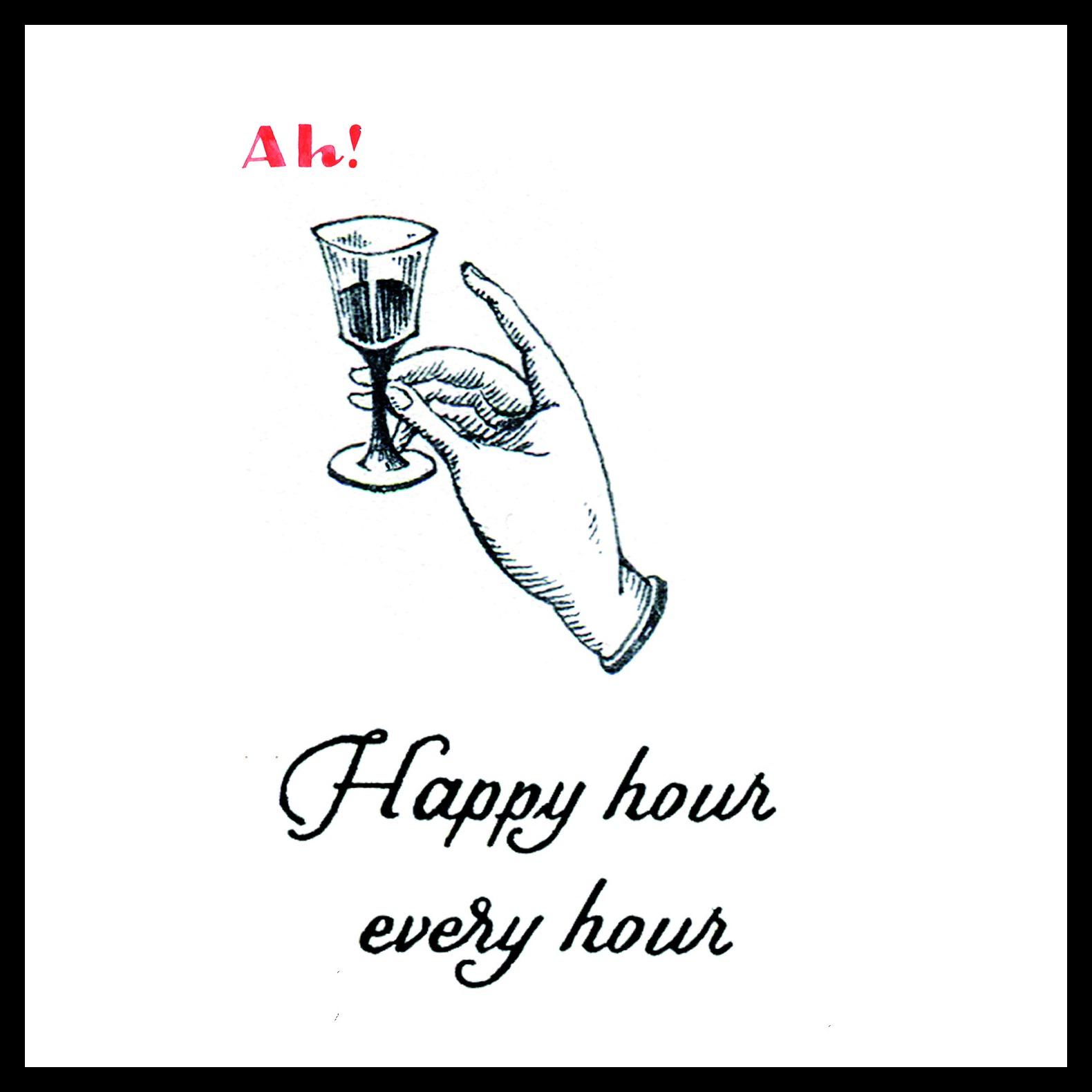 Ah! happy hour