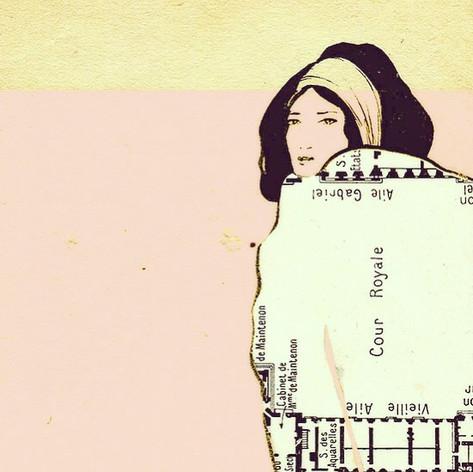 Evelyne, place Colette . . . . #illustra