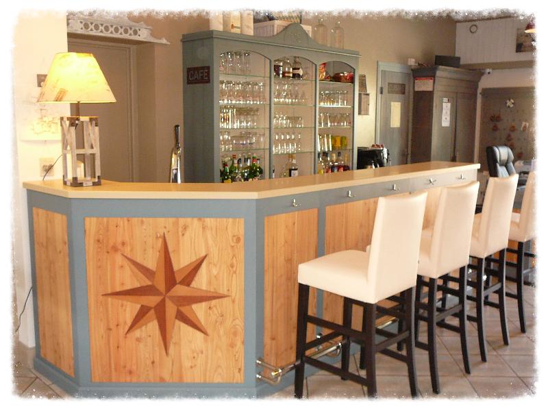 bar     hôtel le peu breton