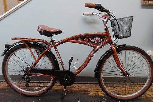 Margaritaville Jimmy Buffett 7 speed Cruiser Bike