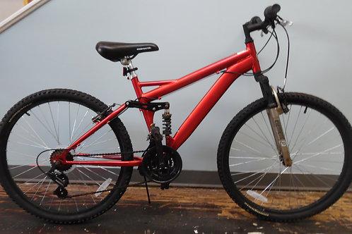 Mongoose Full Suspension Mountain Bike