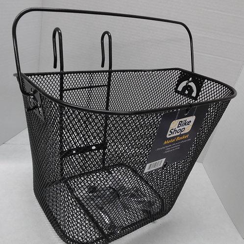 Handlebar basket front