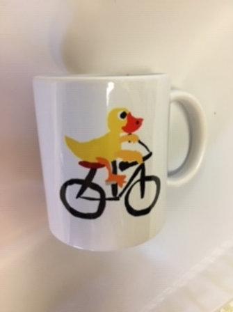 Ducky Coffee Mug