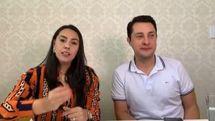 Prefeita de Ferraz faz vídeo ao vivo e detalha dívidas e obras executadas na cidade