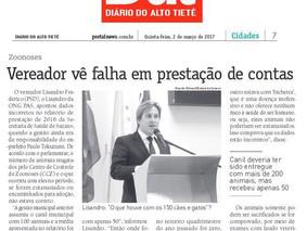 Diário do Alto Tietê (DAT) 02/03/2017