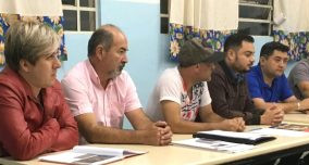 Moradores do Samambaia discutem futuro do bairro