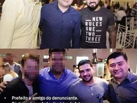 Prefeito de Suzano não explicou  relação de amizade com condenado da Justiça