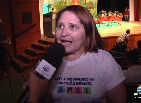 CIDADE OESTE NOTÍCIA | PROJETO LEVA ARTE E TEATRO PARA ÁS ESCOLAS DE MOSSORÓ