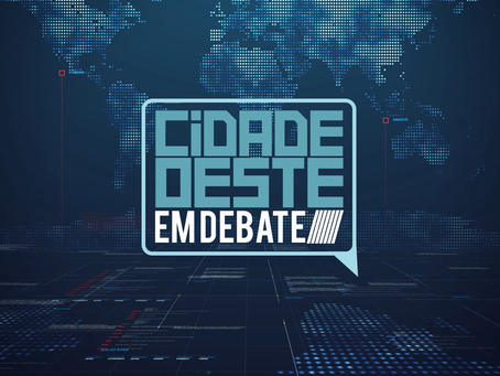 CIDADE OESTE EM DEBATE - 22/07/2021