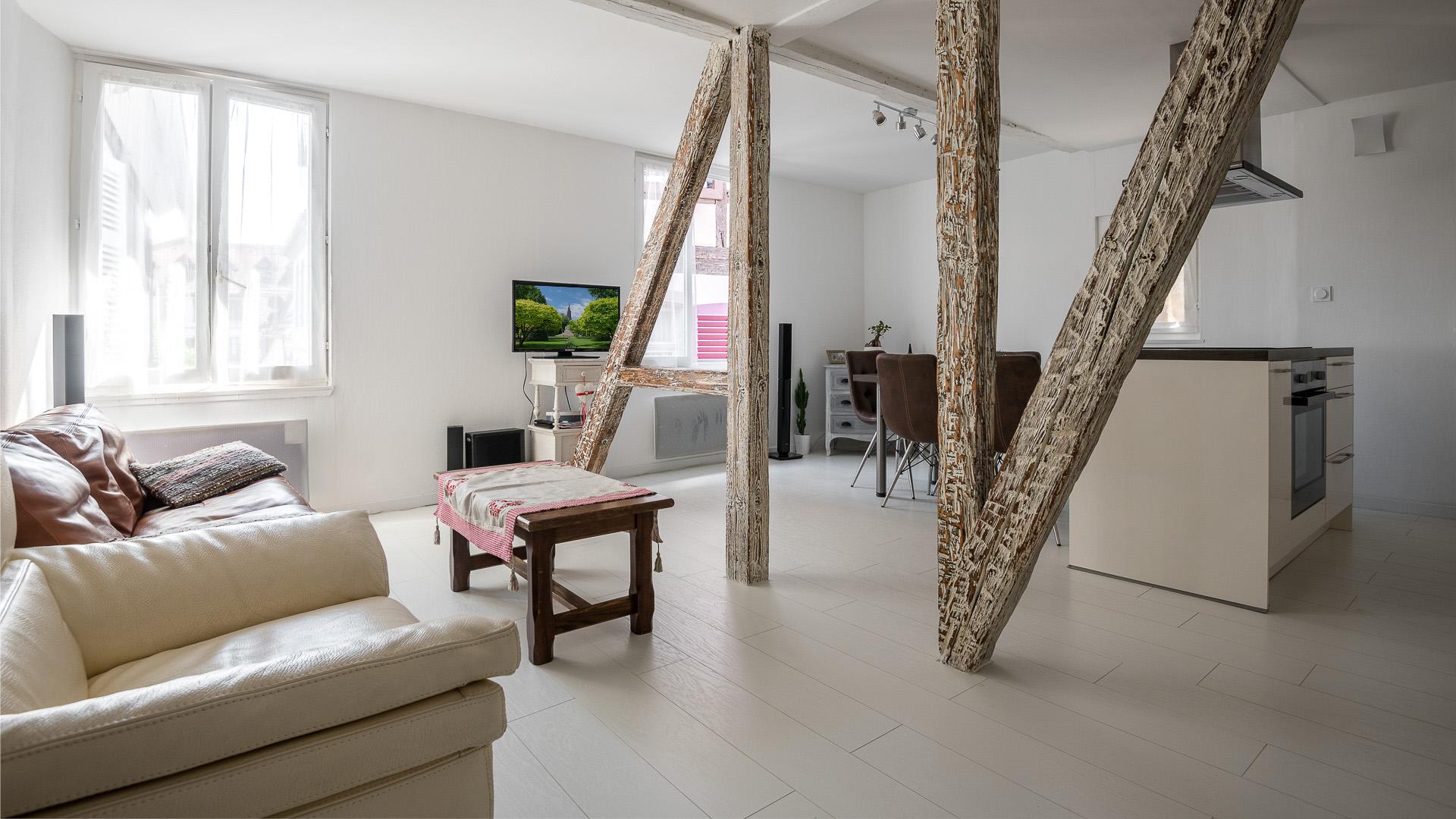 appartement de vacances Alsace