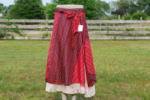 Wrap Skirt - Ankle Long