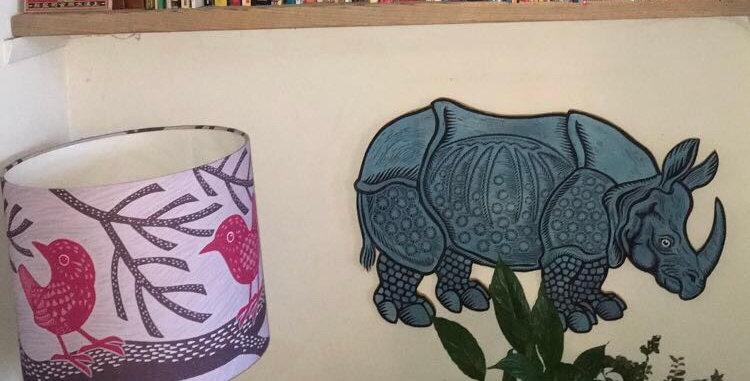 Rhino cut out