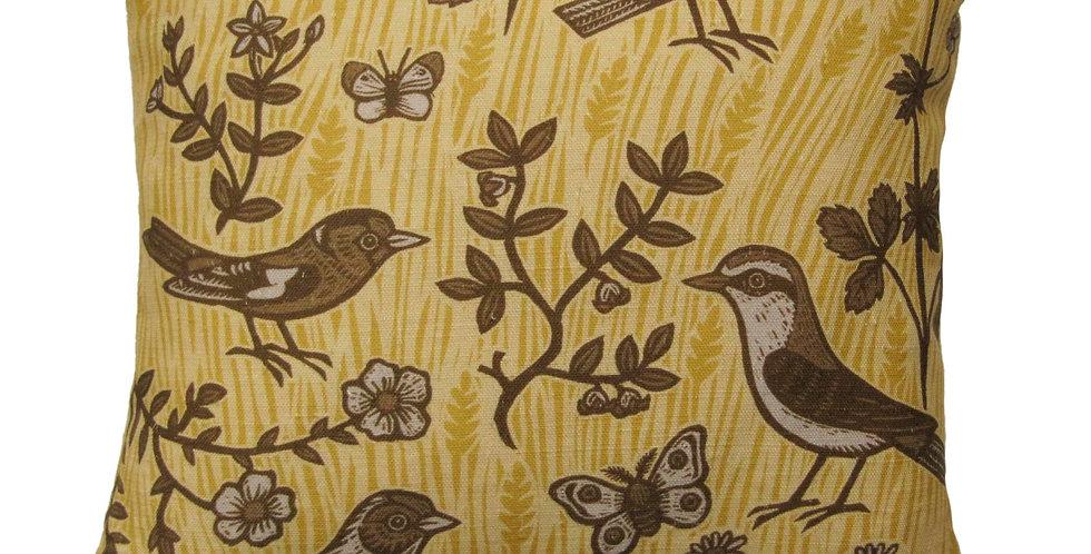 Small Birds (Ochre)