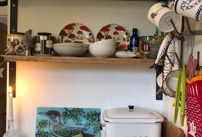 Woodpecker Chopping Board