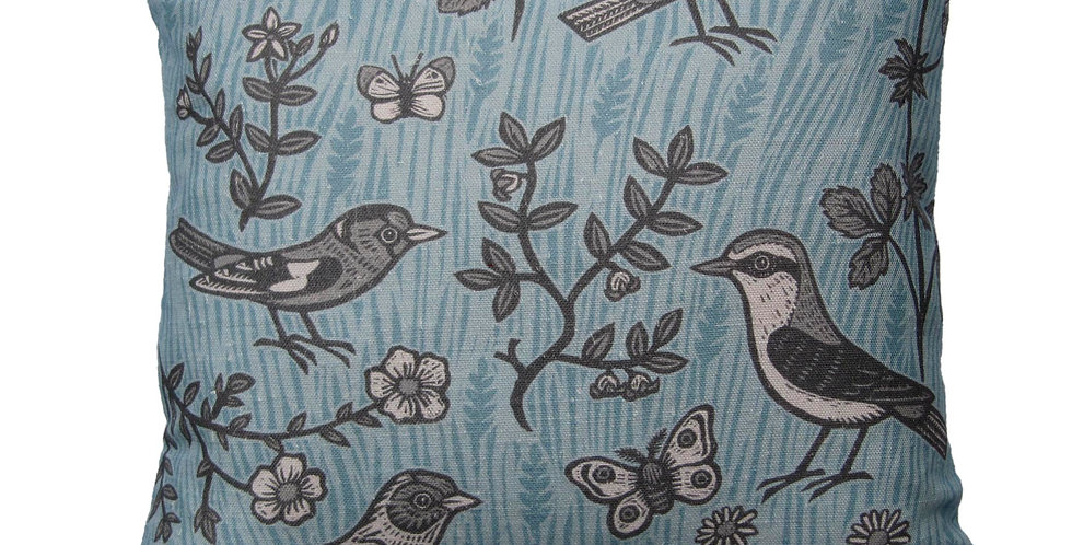 Small Birds (Blue)