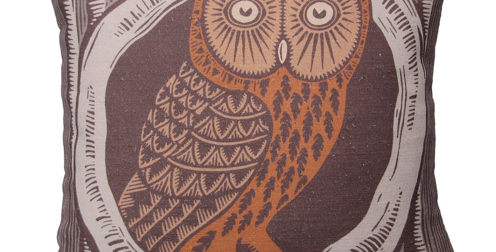 Tawny Owl (Burnt Orange)