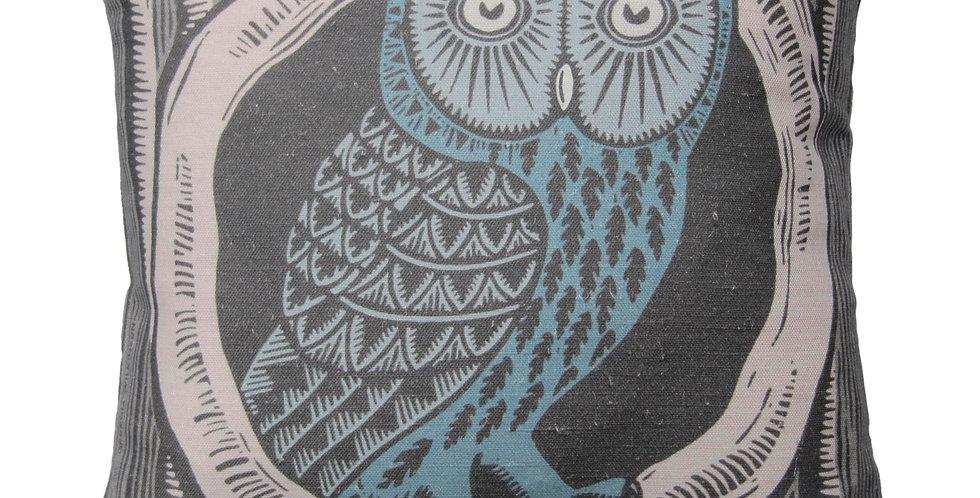 Tawny Owl (Blue)