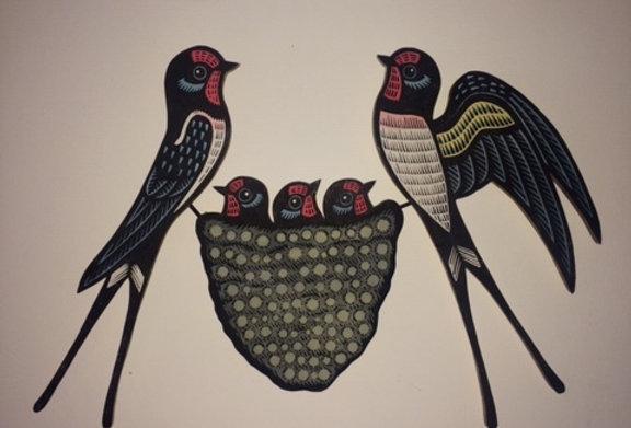 Swallows Nest Cutout