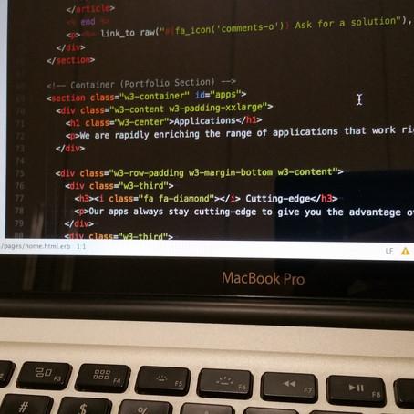 Setup Agile Business - Establish Your Website