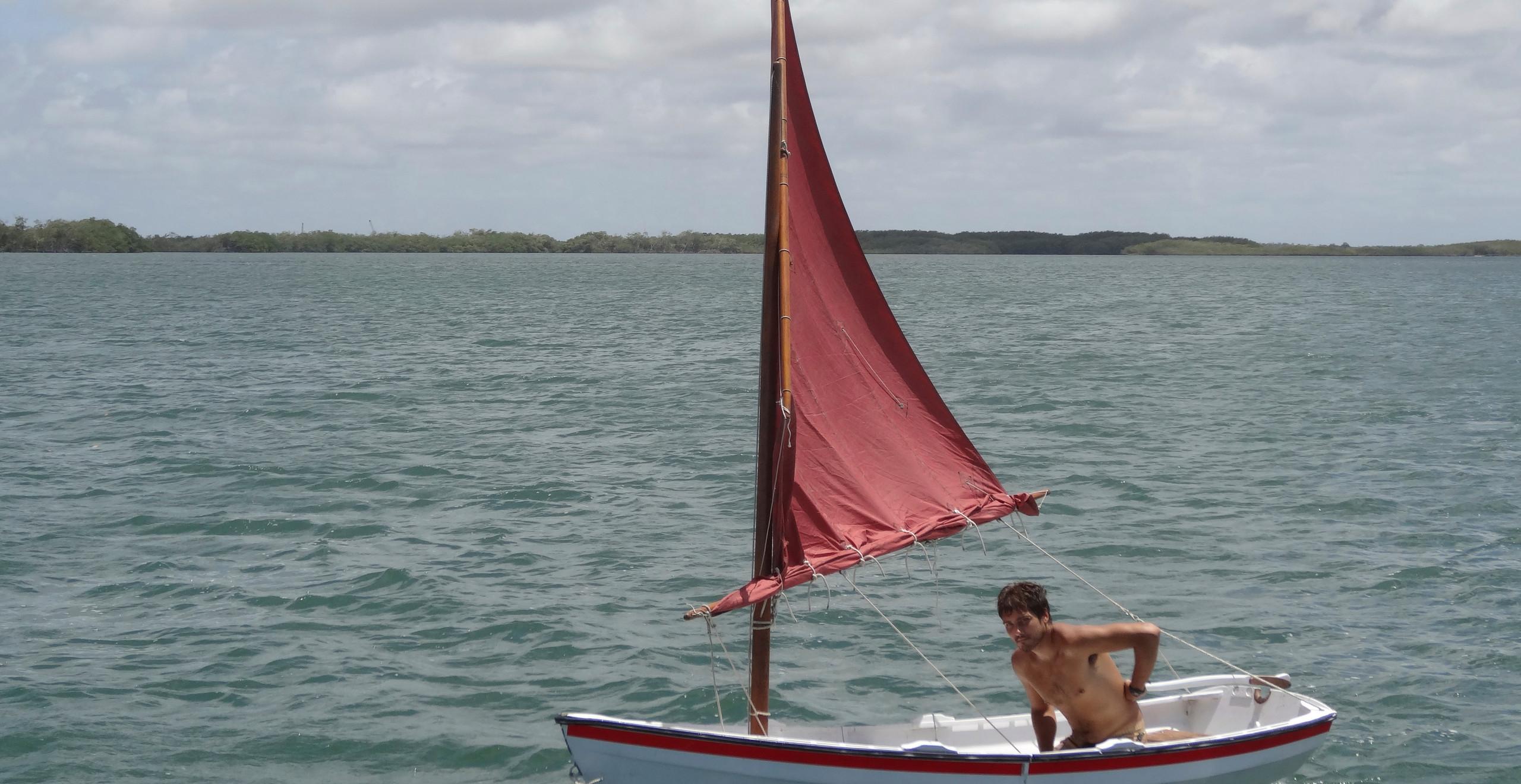 Our Sailing Dinghy