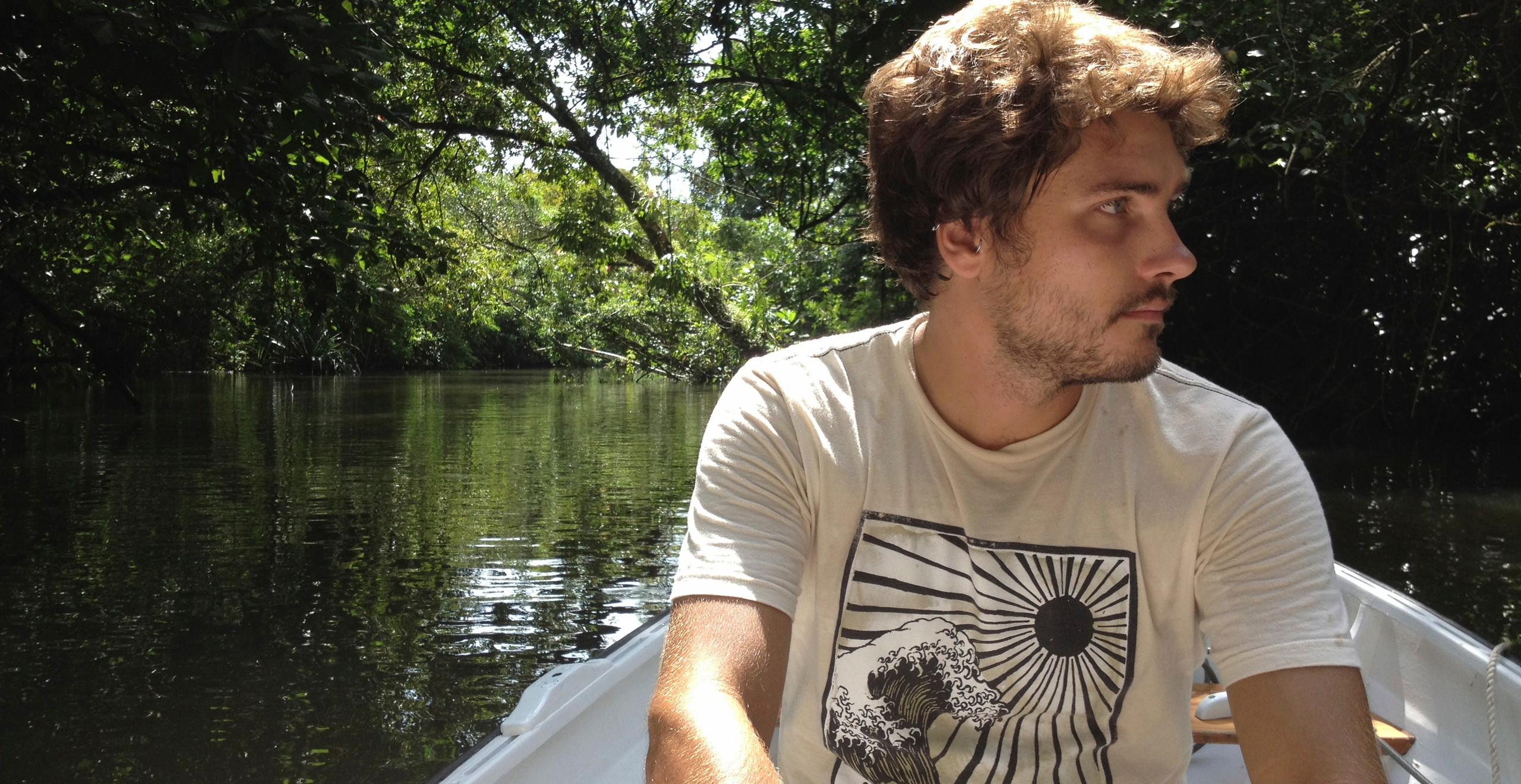 Rowing Thru the Jungle