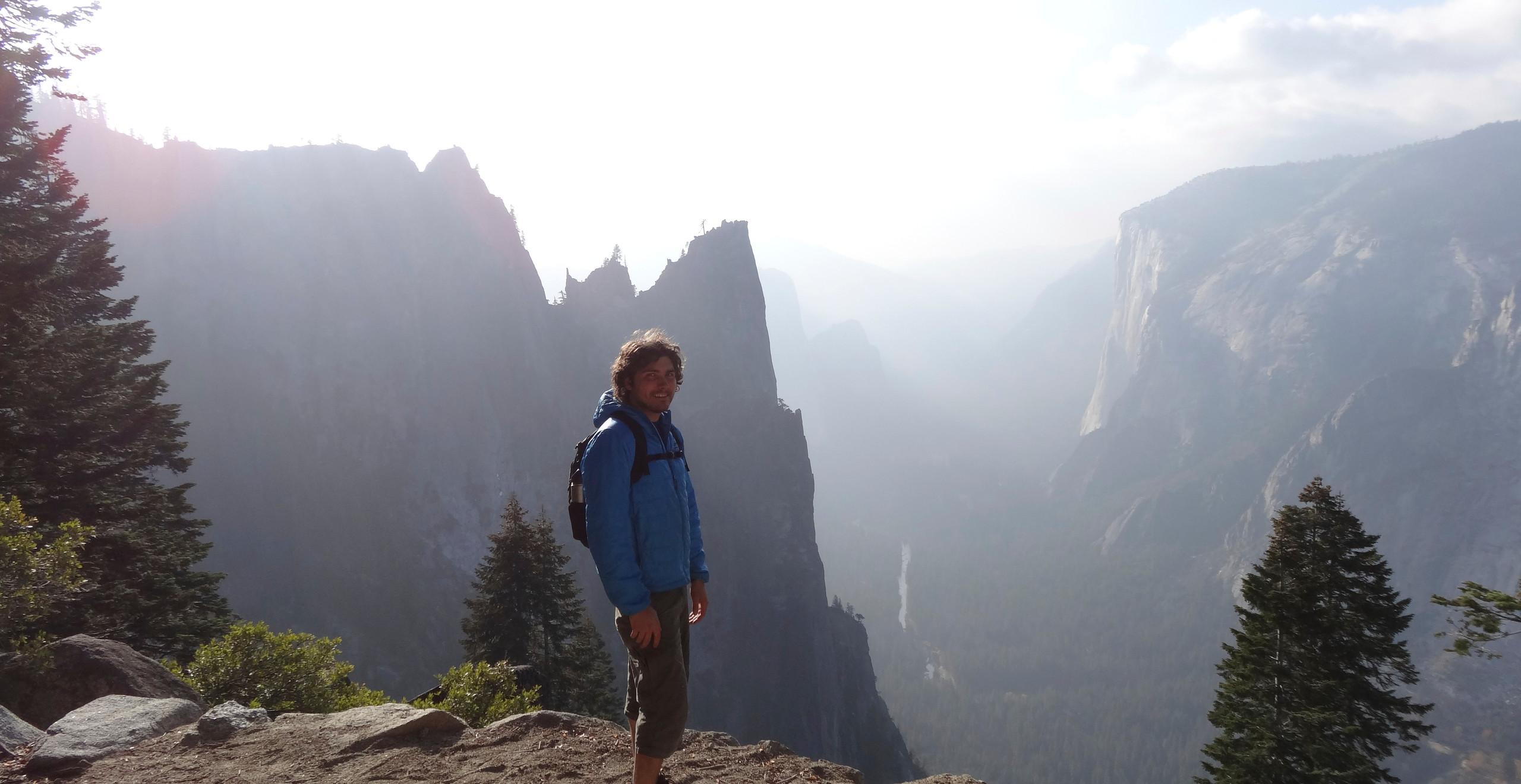 Yosemite was a Highlight